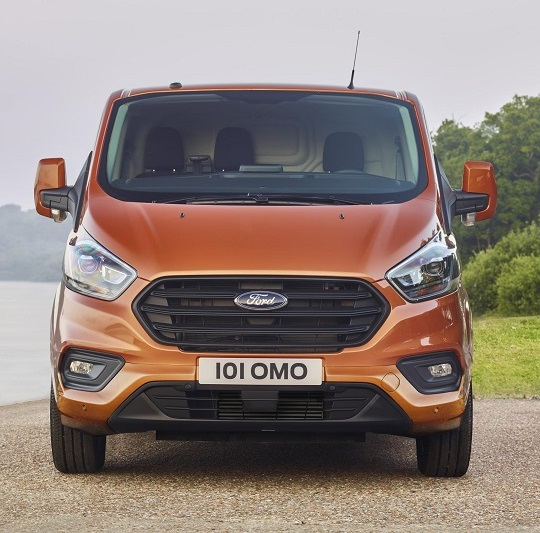 New 2018 Ford Transit Overview: New-look Ford Transit Custom