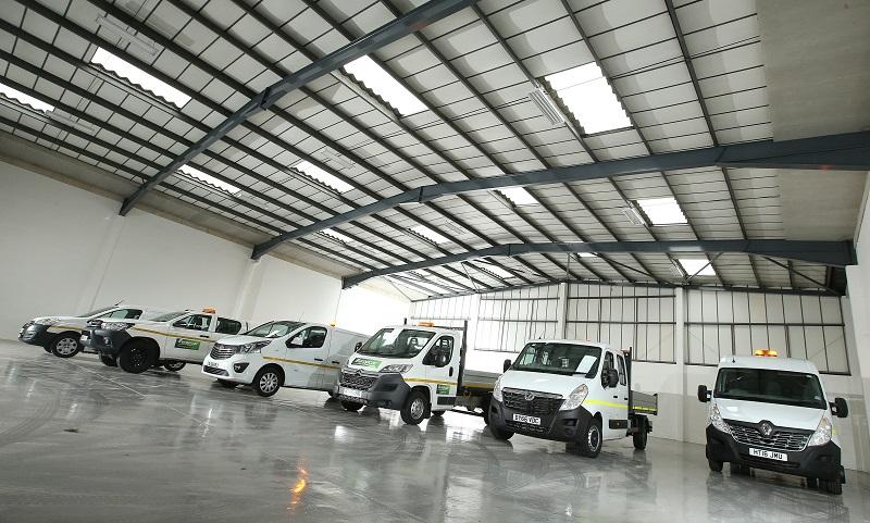 daily rental vans