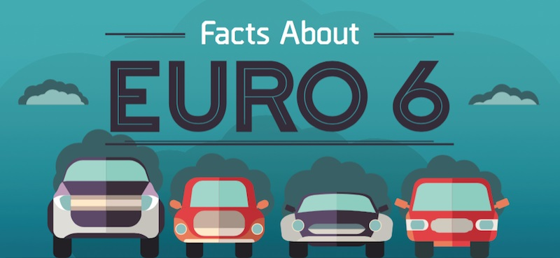 Euro 6 diesel infographic