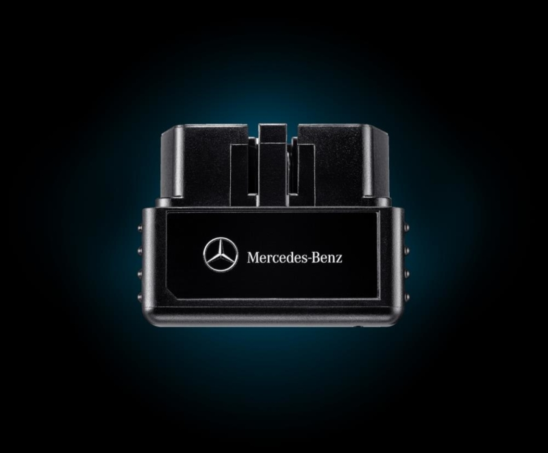 Mercedes PRO Adaptor fleet management system