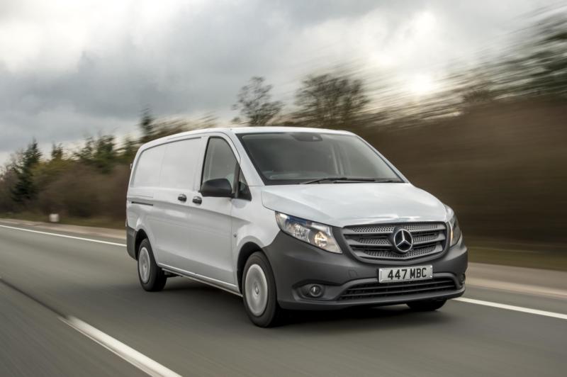 Mercedes Vans and Fleet Safe Compliance software