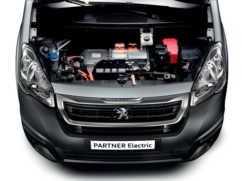 Peugeot Partner L2 Electric Van