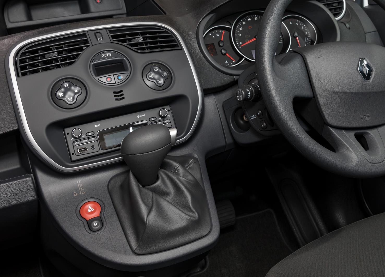 Renault Kangoo EDC Transmission