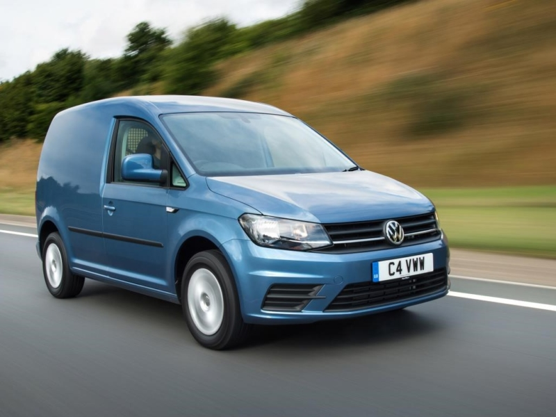 VW scrappage scheme on commercial vehicles   Business Vans