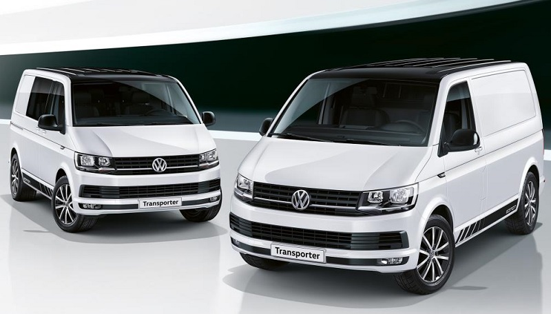 Transporter Edition models launched to top Highline