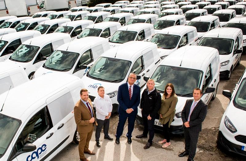 Cape van fleet costs