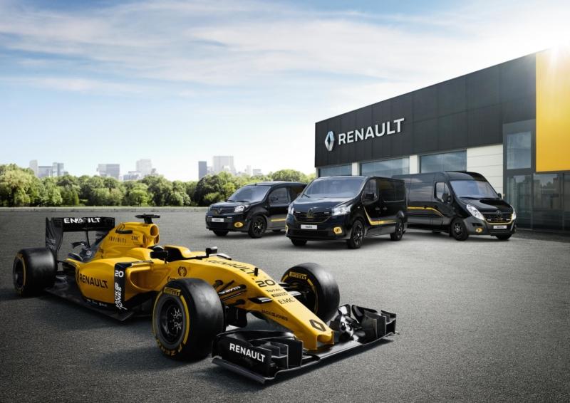 Renault Van Month