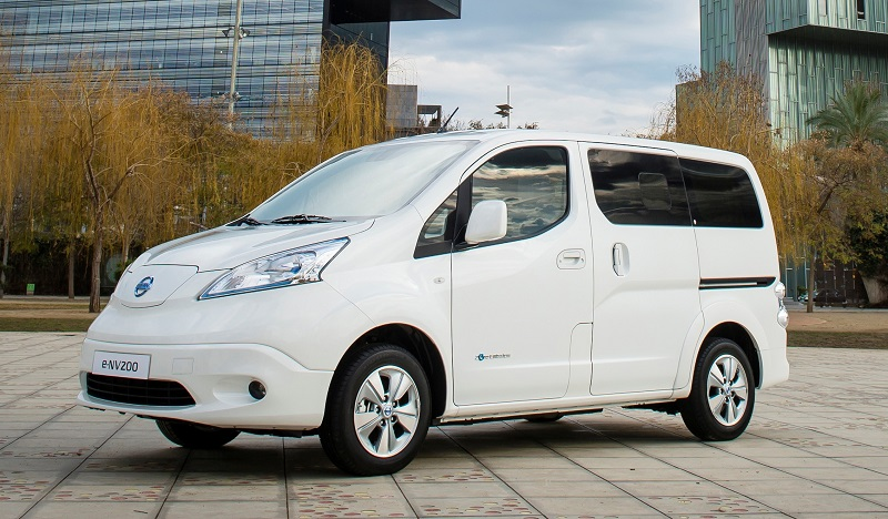 New Nissan e-NV200