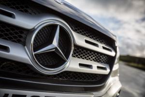new Mercedes X-Class