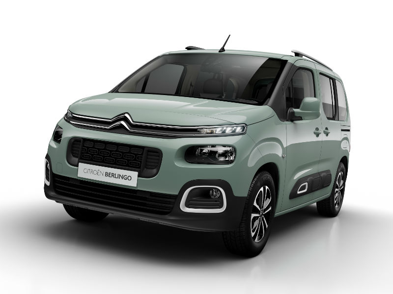 Toyota Van 2018 >> New Citroen Berlingo | Business Vans