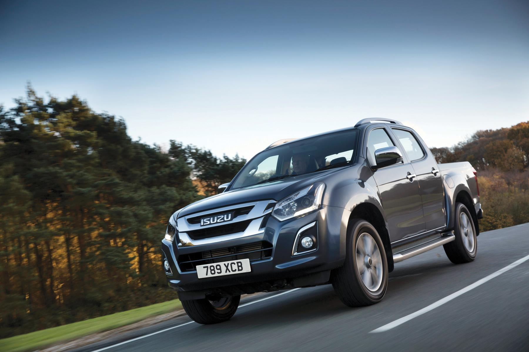 2017 Isuzu D-Max Blade review
