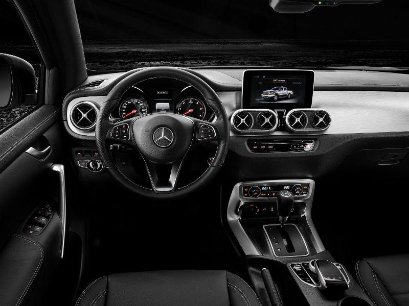 New Mercedes X-Class X 350d 4MATIC