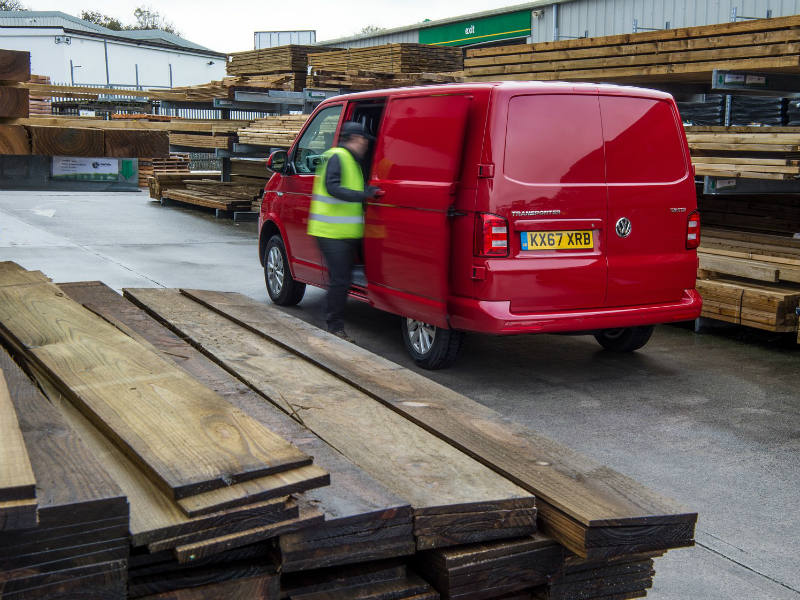 VW Transporter business edition to be shown at CV Show