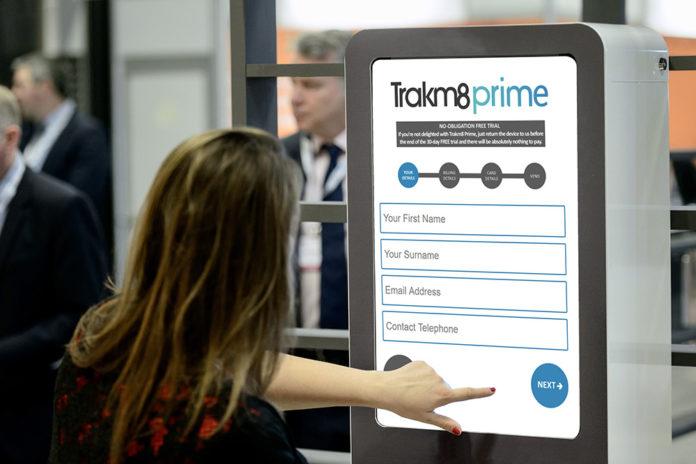 Trakm8 Prime vending machine will debut at the CV Show