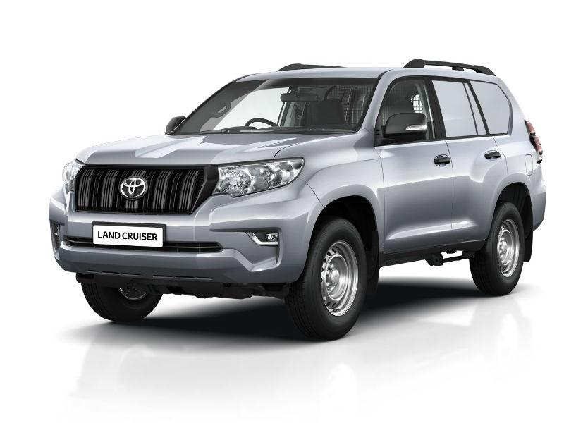 Toyota Land Cruiser Commercial LWB