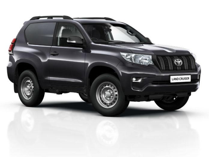 Toyota Land Cruiser SWB