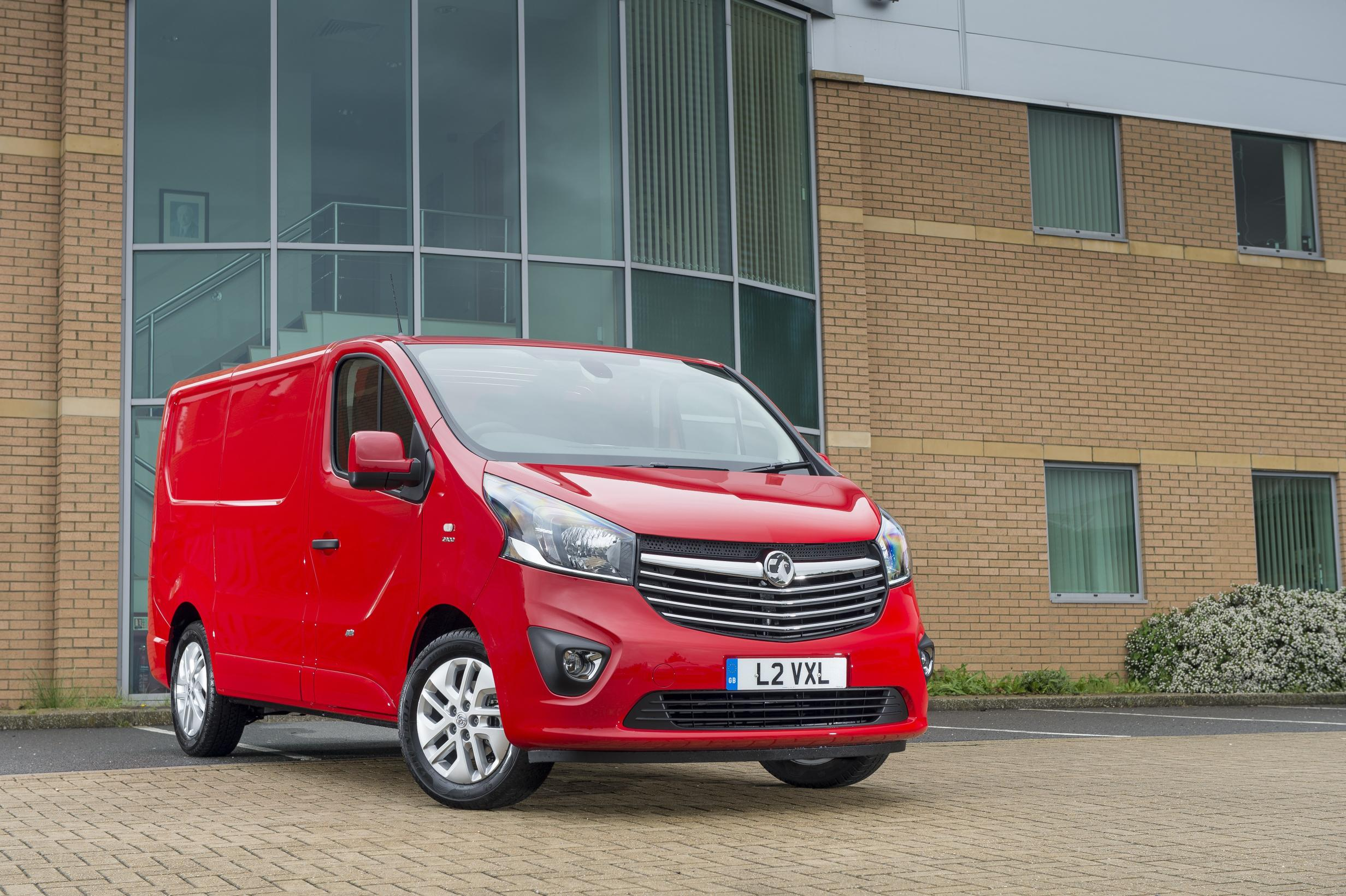 28a9996308884c Vauxhall Vivaro now available on business contract hire through Vauxhall  Finance