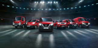 Nissan Range