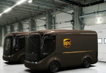 UPS branded Arrival electric vans to be used in London trial