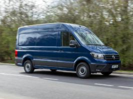 VW Crafter with Business pack
