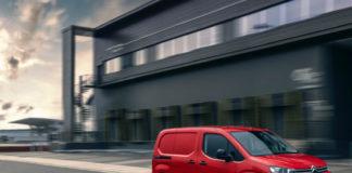 All-new Citroen Berlingo van