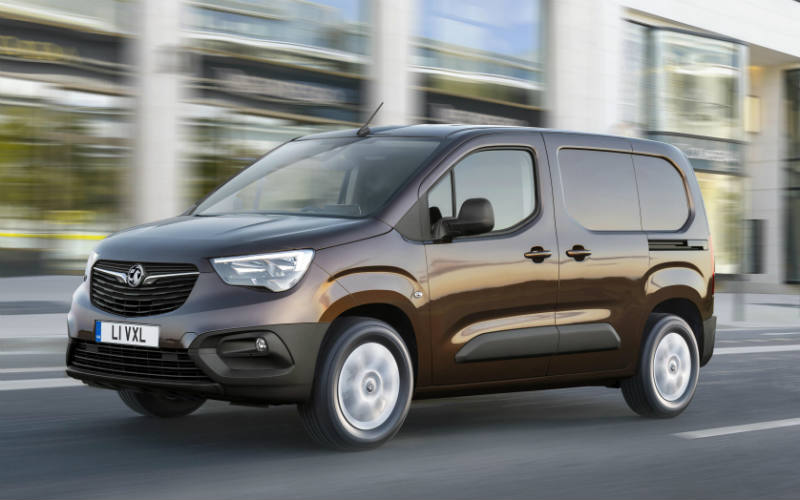 All-new Vauxhall Combo | New Vans | Business Vans
