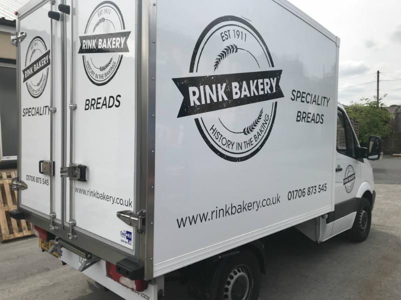 816104cd1d CoolKit Rink Bakery Mercedes van CoolKit converted Mercedes chiller ...