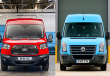 Volkswagen and Ford consider alliance to build vans