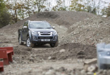 Isuzu Utah lease deal