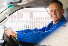 Businessvans driver behaviour