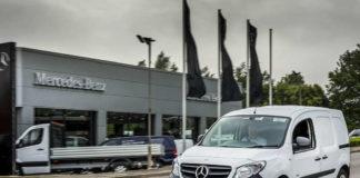Approved used Mercedes Vans