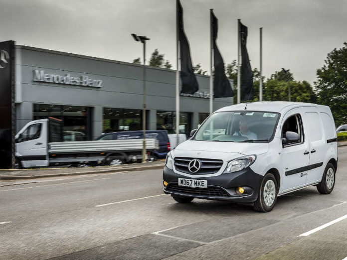 Approved used Mercedes Vans