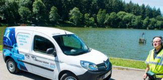 Renault Kangoo helps keep Wessex Water flowing (