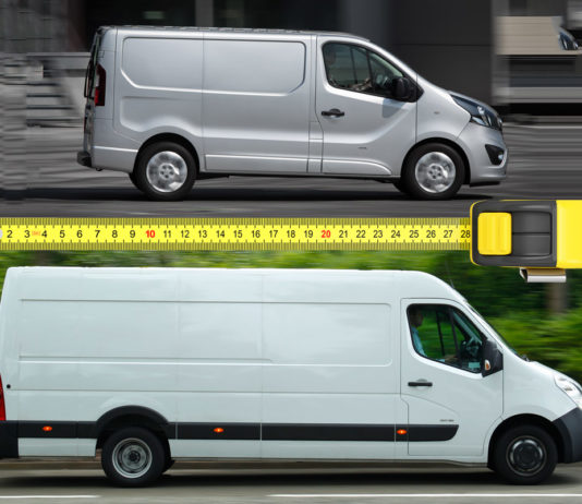 Does van size matter?