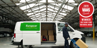 vans europcar 1