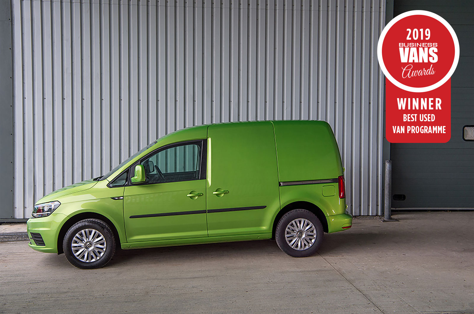 d95867395e Best Used Van Programme – Volkswagen Commercial Vehicles - Business Vans