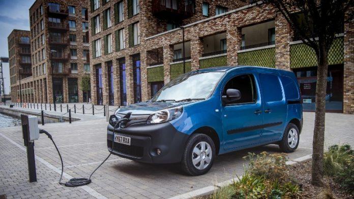 electric van fleet 1